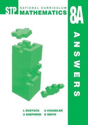 STP National Curriculum Mathematics 8A - Answer Book 9780748724468
