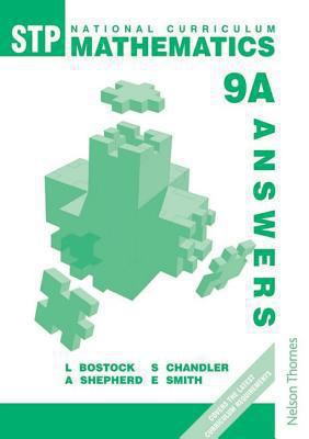 STP National Curriculum Mathematics 9A - Answer Book