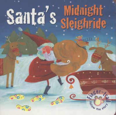 Santa's Midnight Sleighride 9780745962429