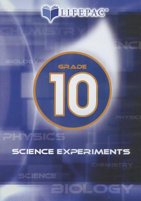 Science Experiments, Grade 10 9780740307355