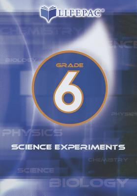 Science Experiments, Grade 6 9780740307317