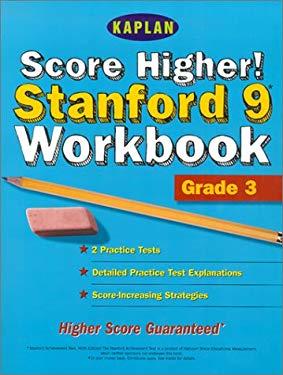 Score Higher! Stanford-9 Workbook, Grade 3 9780743227872