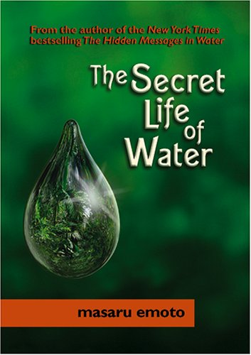 Secret Life of Water 9780743289825
