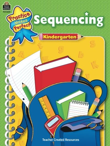 Sequencing, Kindergarten 9780743986205