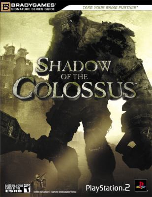 Shadow of the Colossus 9780744006438