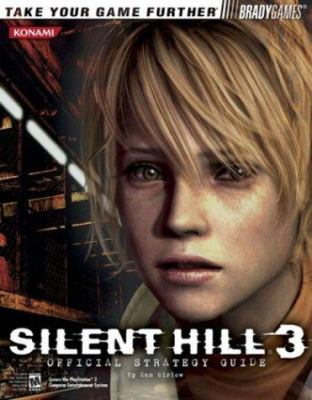 Silent Hilla 3 Official Strategy Guide 9780744003192