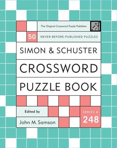 Simon & Schuster Crossword Puzzle Book 9780743283137
