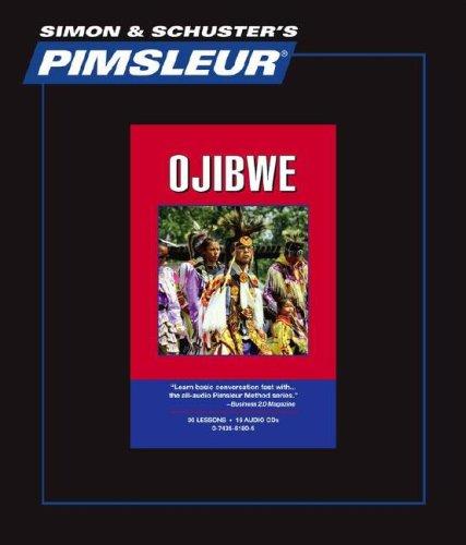 Simon & Schuster Pimsleur Ojibwe 9780743561808