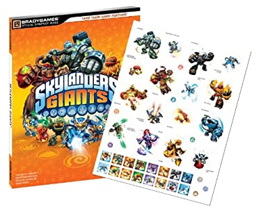Skylanders Giants Official Strategy Guide 9780744014099