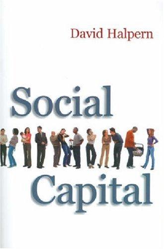 Social Capital 9780745625478