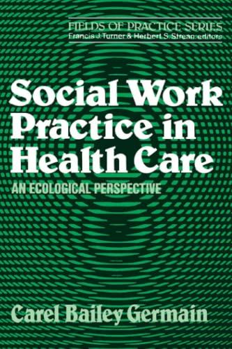 Social Work Practice in Health Care 9780743236379