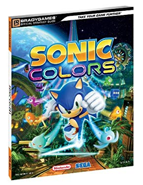 Sonic Colors Official Strategy Guide 9780744012583