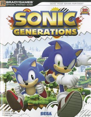 Sonic Generations 9780744013429