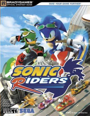 Sonic Riders 9780744007596