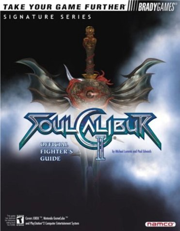 Soul Calibura 2 Official Fighter's Guide 9780744002560