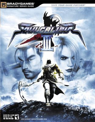 Soulcalibur III [With Poster] 9780744005981
