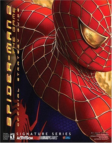 Spider-Man 2: The Game Official Strategy Guide 9780744003932