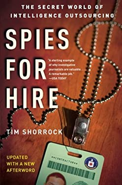Spies for Hire: The Secret World of Intelligence Outsourcing 9780743282253