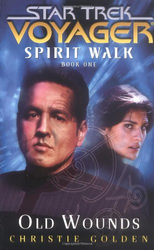 Spirit Walk, Book One: Old Wounds 9780743492584