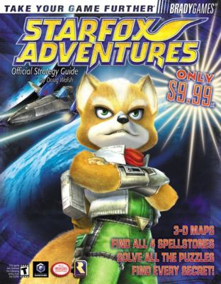 Star Fox Adventures Official Strategy Guide 9780744001228
