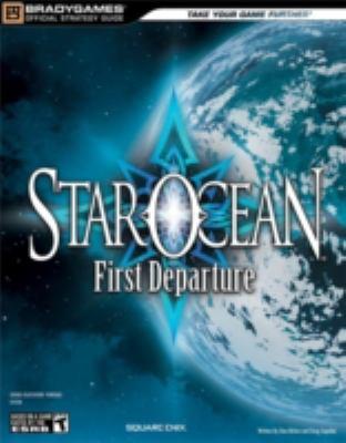 Star Ocean: First Departure 9780744010718