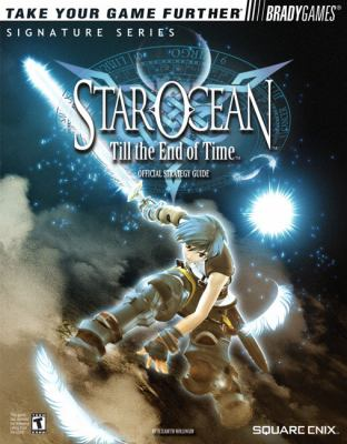 Star Ocean Till the End of Time Official Strategy Guide 9780744003901