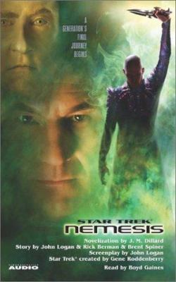 Star Trek: Nemesis Movie-Tie in 9780743526883