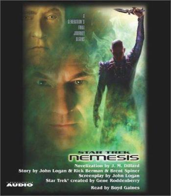 Star Trek: Nemesis Movie-Tie in 9780743526890