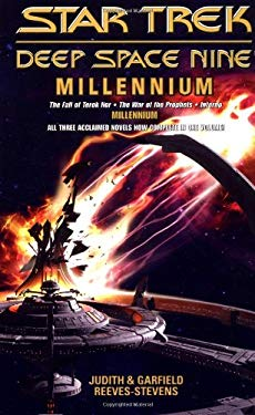 Star Trek Deep Space Nine Millennium: The Fall of Terok Nor/The War of the Prophets/Inferno 9780743442497