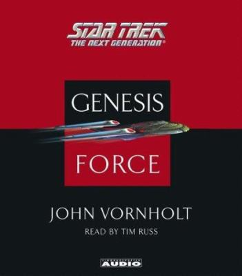 Star Trek: The Next Generation: Genesis Force 9780743528535