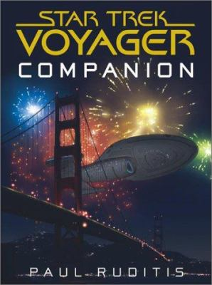 Star Trek Voyager Companion 9780743417518