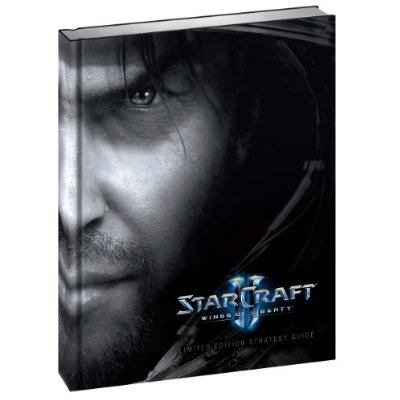 Starcraft II Strategy Guide: Wings of Liberty [With Paperback Book] 9780744011616