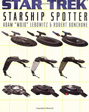 Star Trek: Starship Spotter 9780743437257