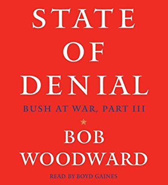 State of Denial: Bush at War, Part III 9780743565677