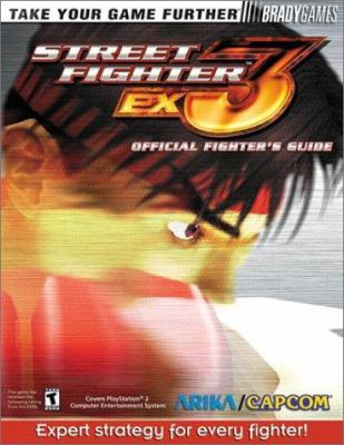 Street Fighter Ex3: Official Fighter's Guide 9780744000399
