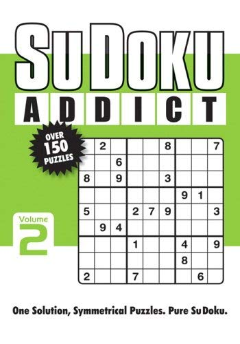 Su Doku Addict: Volume 2 9780744006698