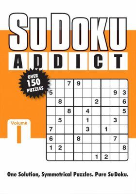 SuDoku Addict Volume 1 9780744006681