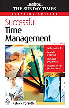 Successful Time Management 9780749448349