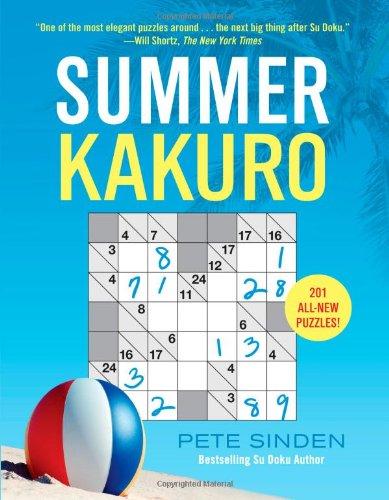 Summer Kakuro 9780743297509