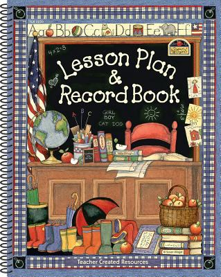 Susan Winget Lesson Plan & Record Book 9780743932509