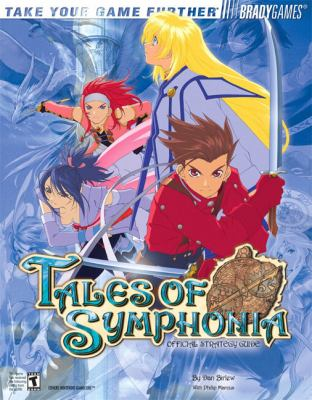 Tales of Symphonia Official Strategy Guide