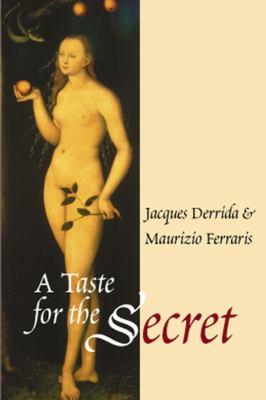 Taste for the Secret 9780745623344