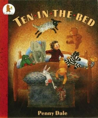 Ten in the Bed 9780744563252