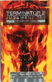Terminator 2 Judgment Day: The Graphic Novel 2759769