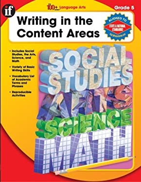 The 100+ Series Writing in the Content Areas, Grade 5 9780742427655