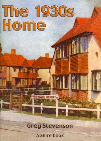 The 1930s Home 9780747804642