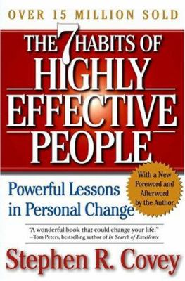 The 7 Habits of Highly Effective People: Powerful Lessons in Personal Change 9780743269513
