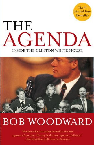 The Agenda: Inside the Clinton White House 9780743274074