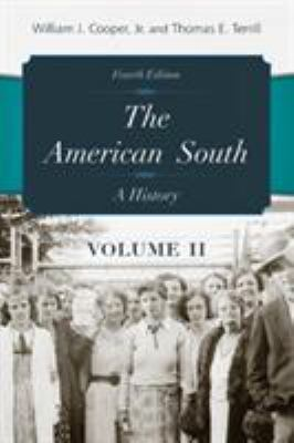 The American South: A History 9780742560970
