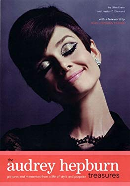 The Audrey Hepburn Treasures: Pictures and Mementos from a Life of Style and Purpose [With Mementos] 9780743289863